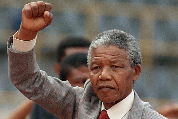Nelson Mandela,July 18, 1918 – December 5, 2013