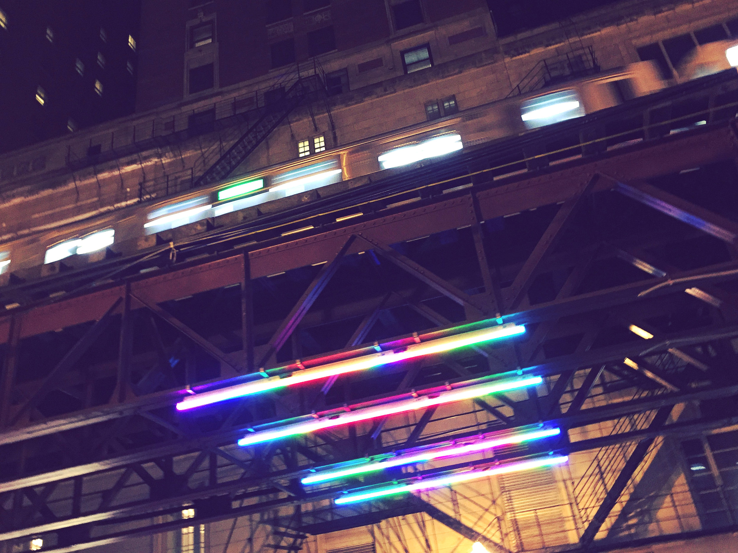Image from the beta test of The Wabash Lights