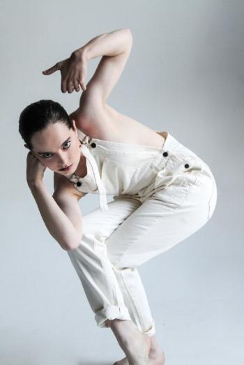 Choreographer Emma Portner