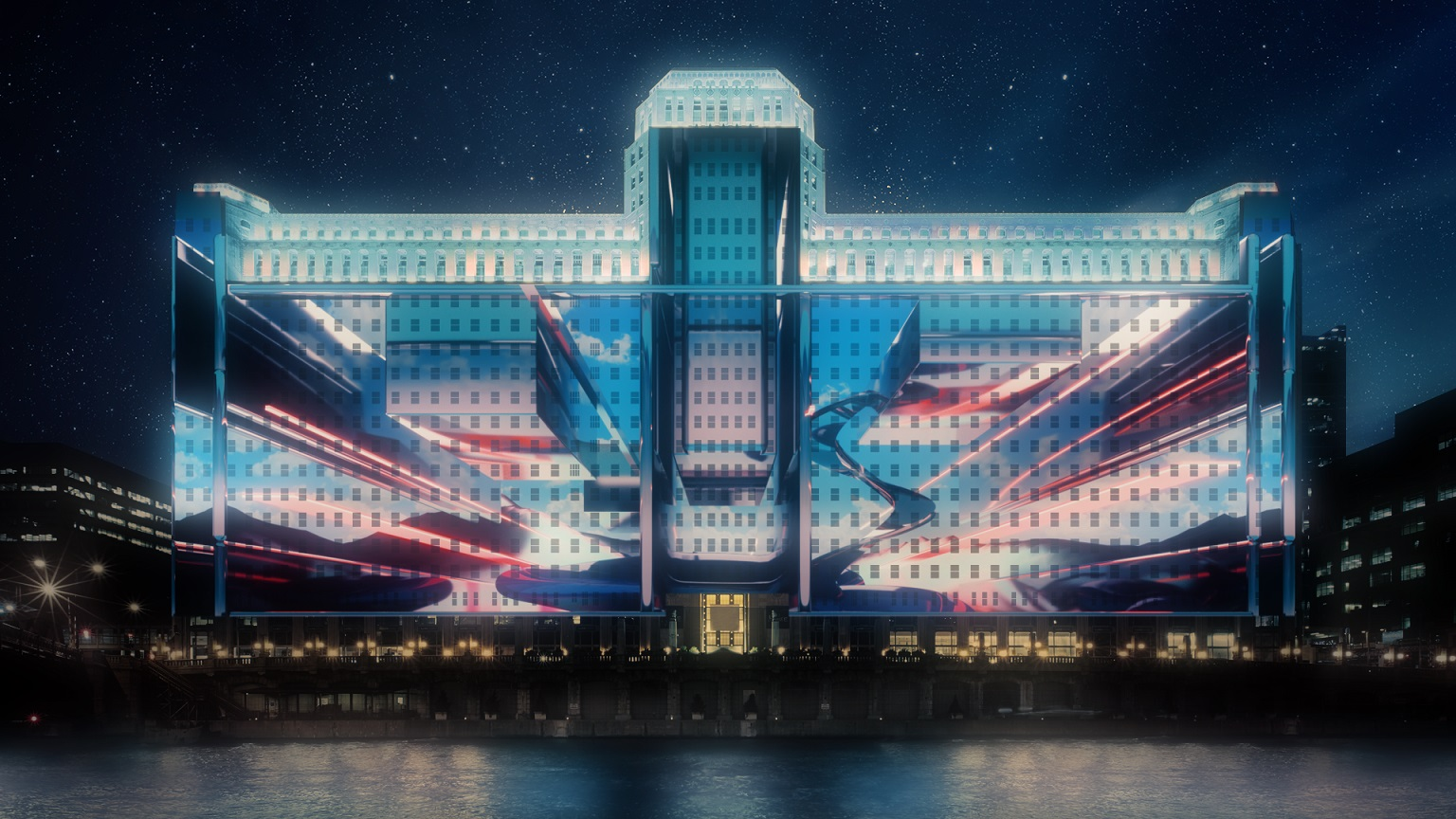 Rendering of what Art on theMart will look like