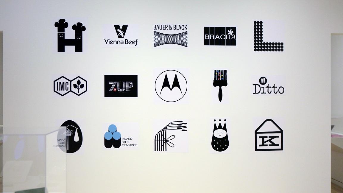 Logos created by Goldsholl Design Associates. Photo credit Kristin Samuelson