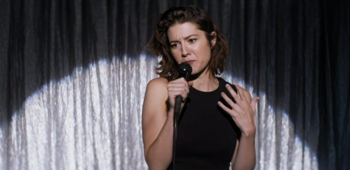 Mary Elizabeth Winstead in ALL ABOUT NINA