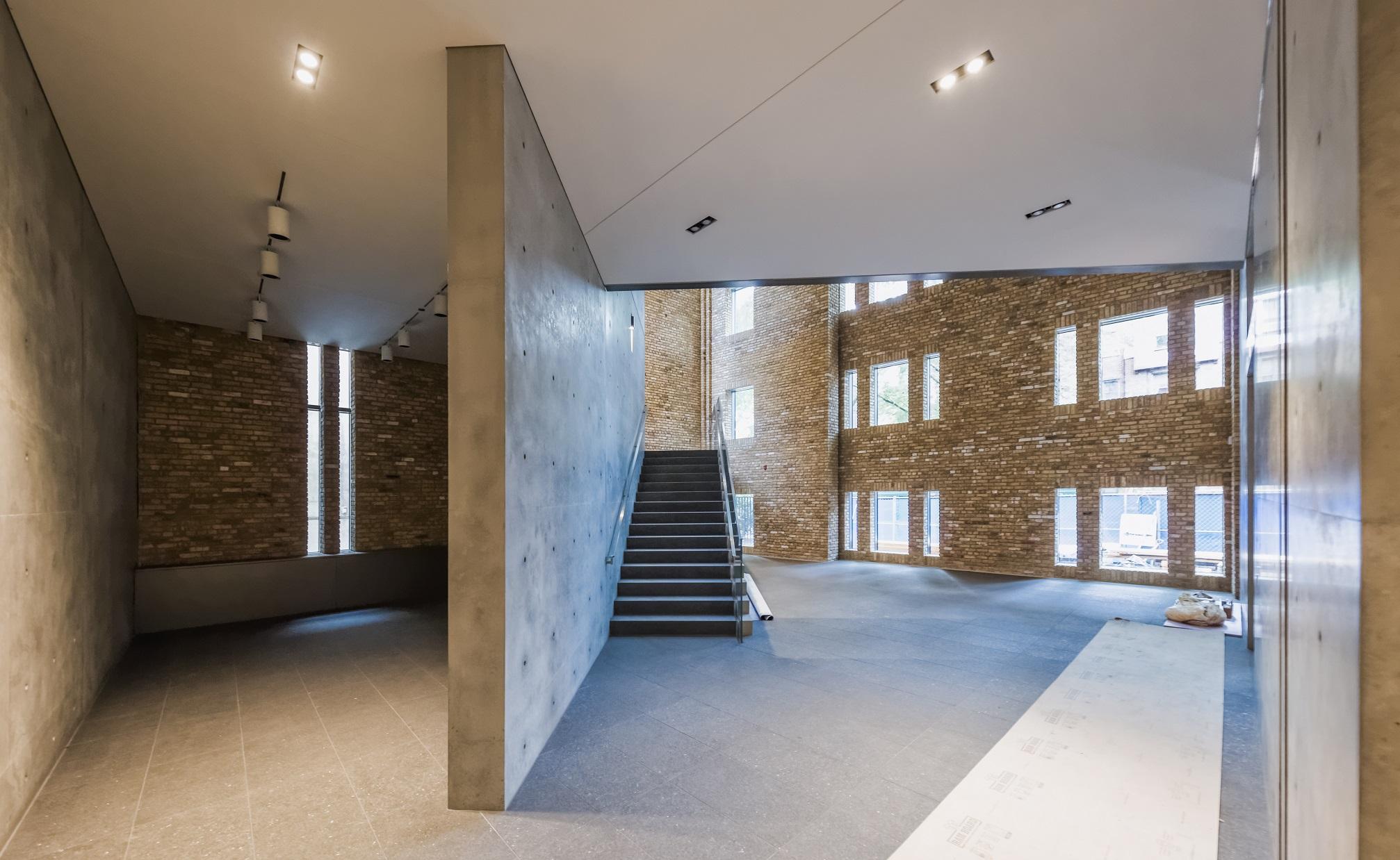 First floor of Wrightwood 659. Photo credit Jeff Goldberg-Esto