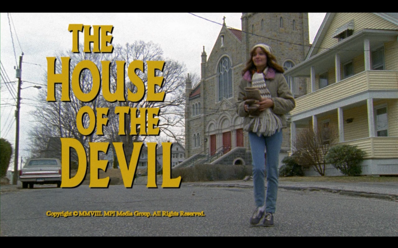 Feels like an undiscovered gem from the 80's, but it was made in 2009. Great direction from Ti West.