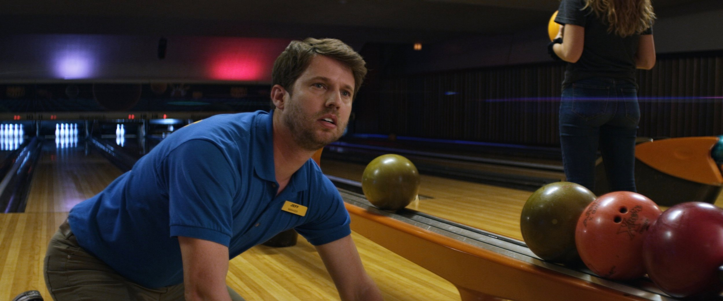 Jon Heder in WHEN JEFF TRIED TO SAVE THE WORLD