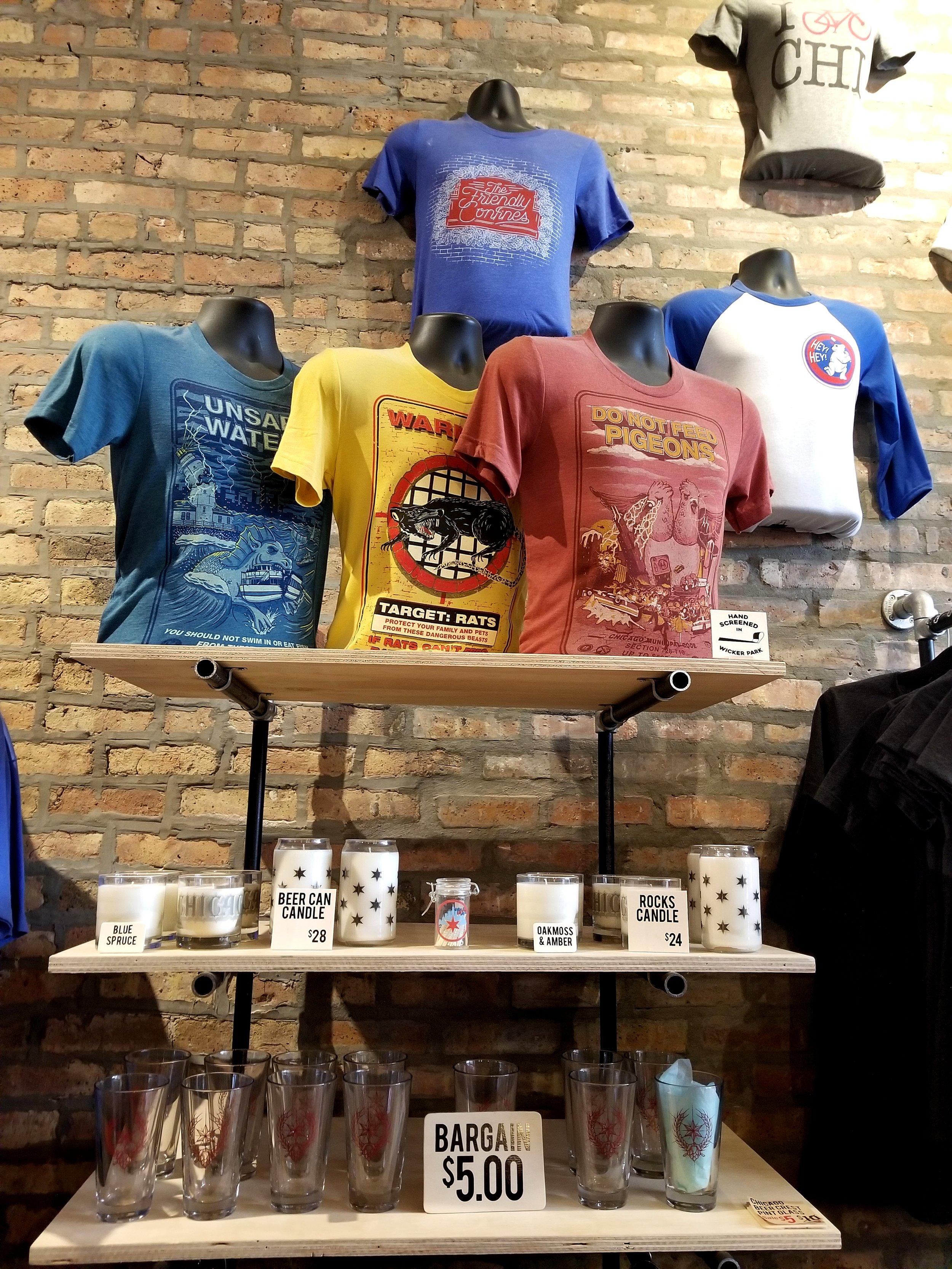 Transit Tees t-shirts