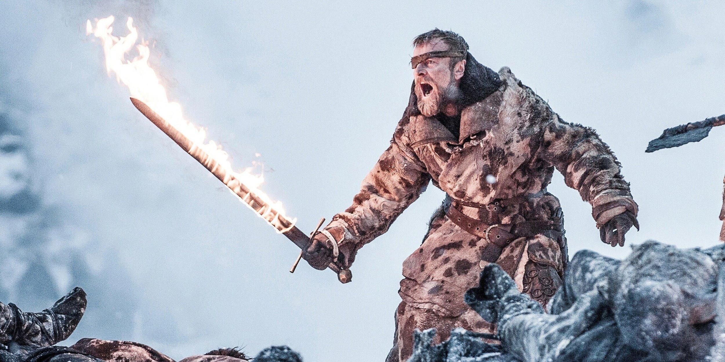 Richard Dormer as Beric Dondarrion in Game of Thrones