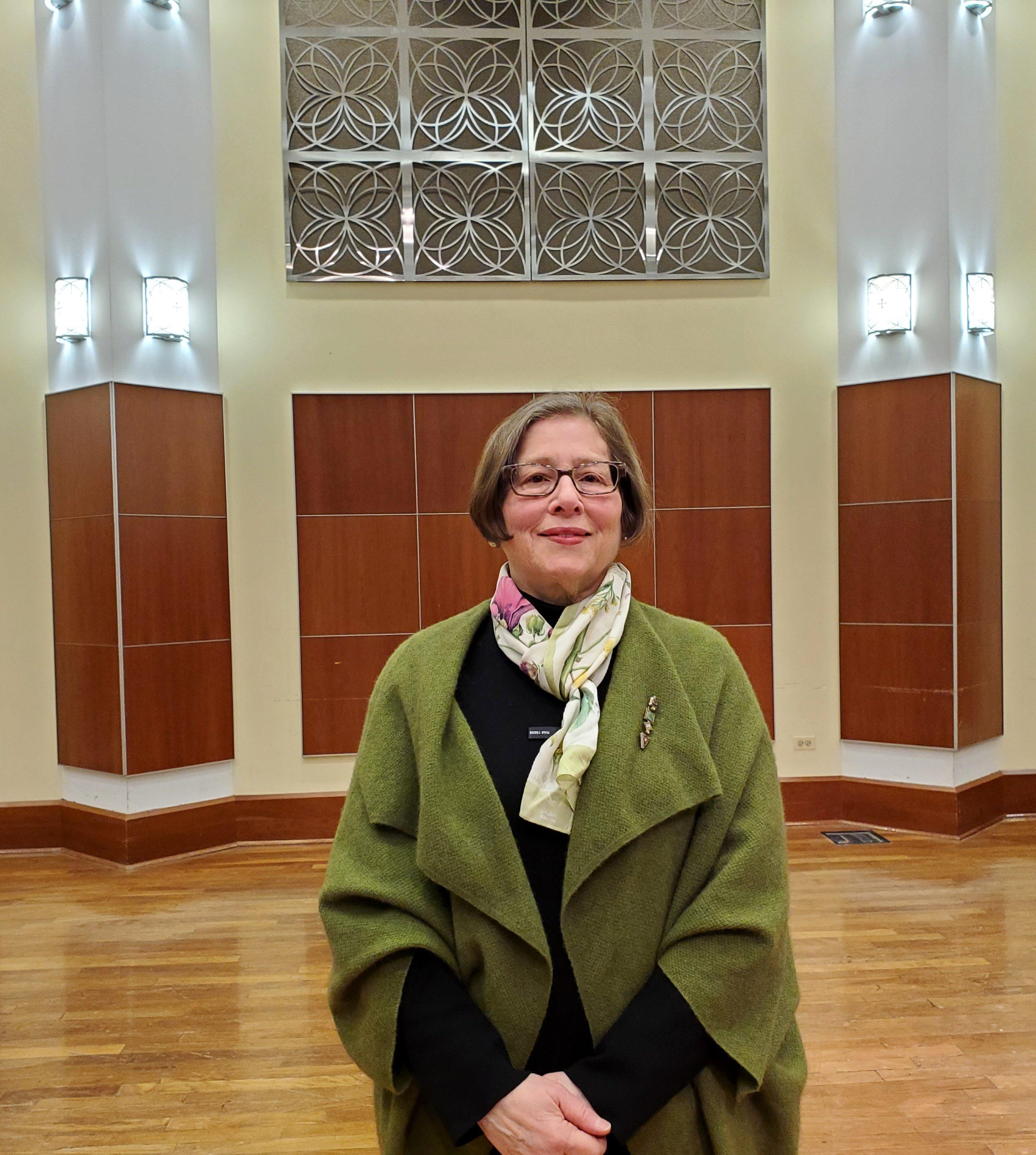 Duffie Adelson, former Merit School of Music President