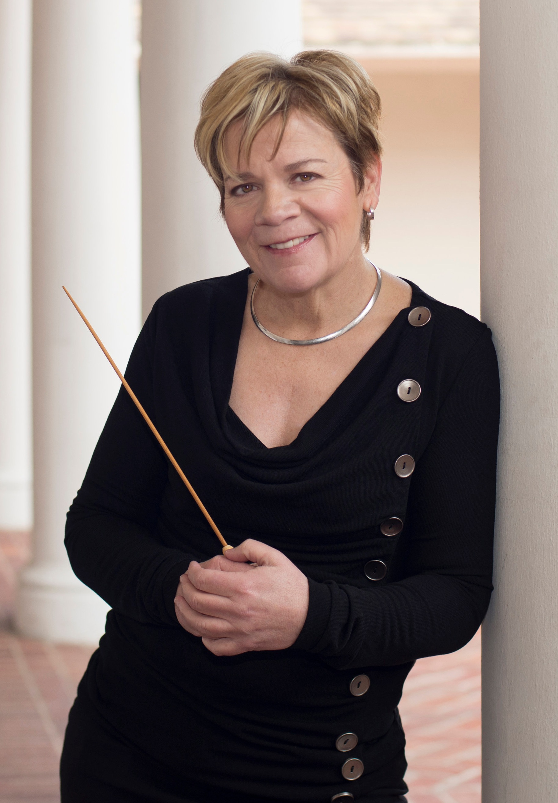 Conductor Marin Alsop curated Ravinia's two-year Bernstein celebration