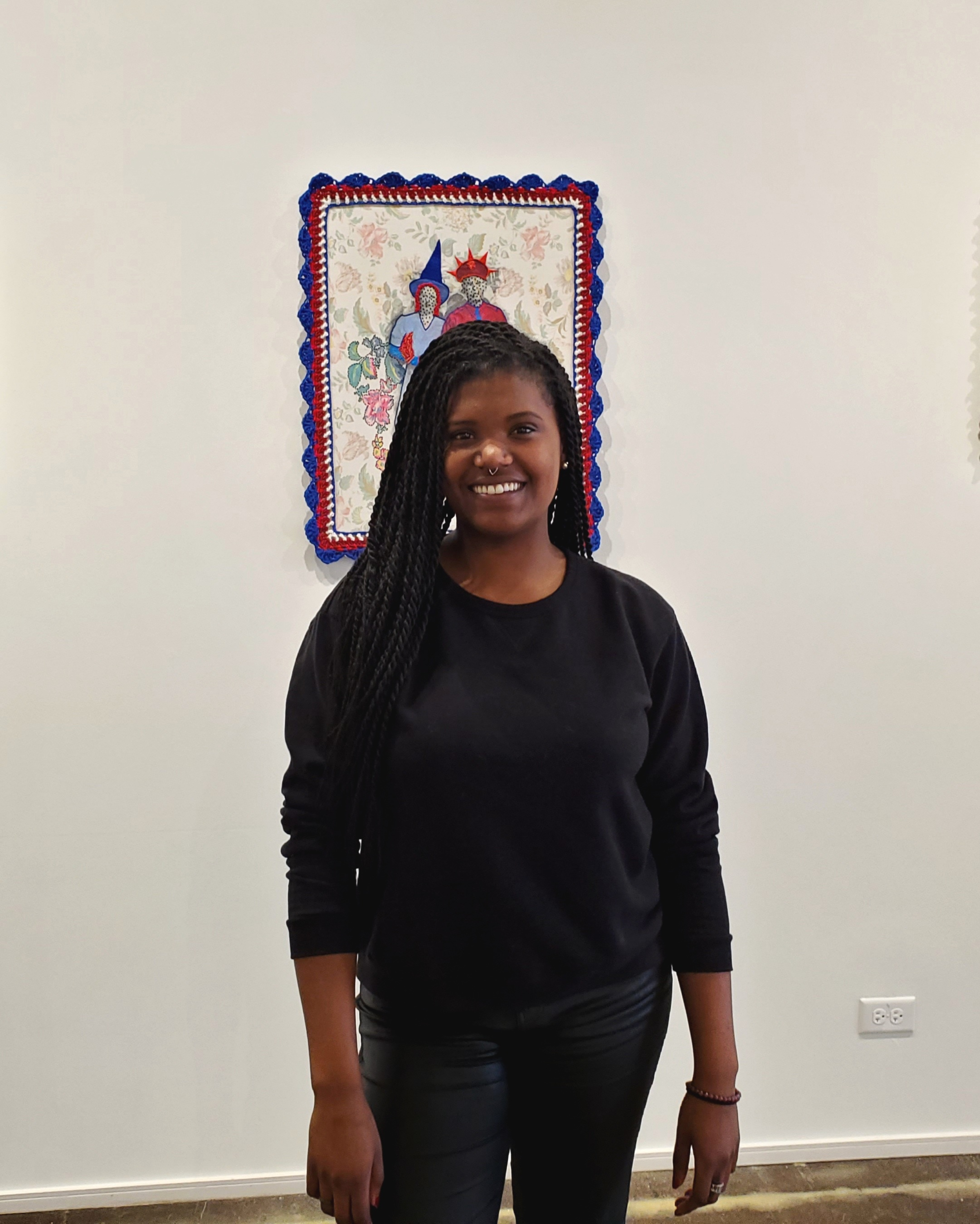 Adia Sykes, CAC SPARK Microgrant Manager