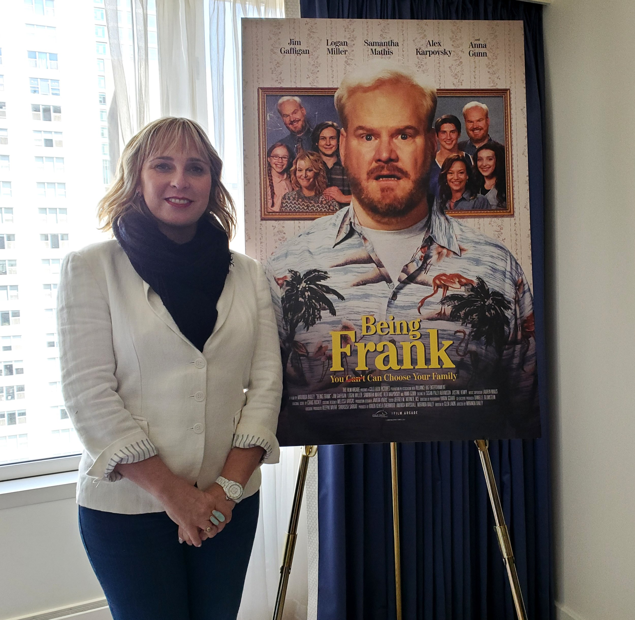 Director Miranda Bailey