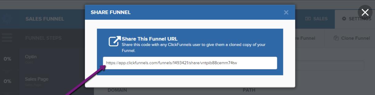 Clickfunnels share funnels, clickfunnels review