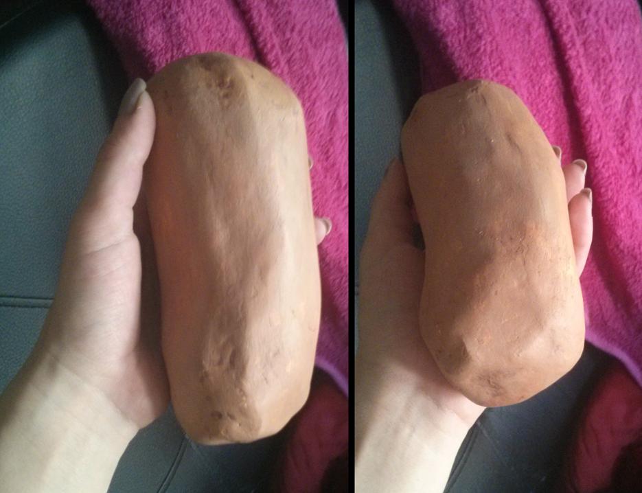Have a potato.