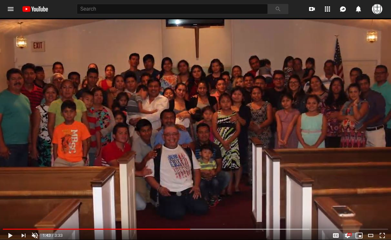 Planting Churches - Gracia Grace Ministries