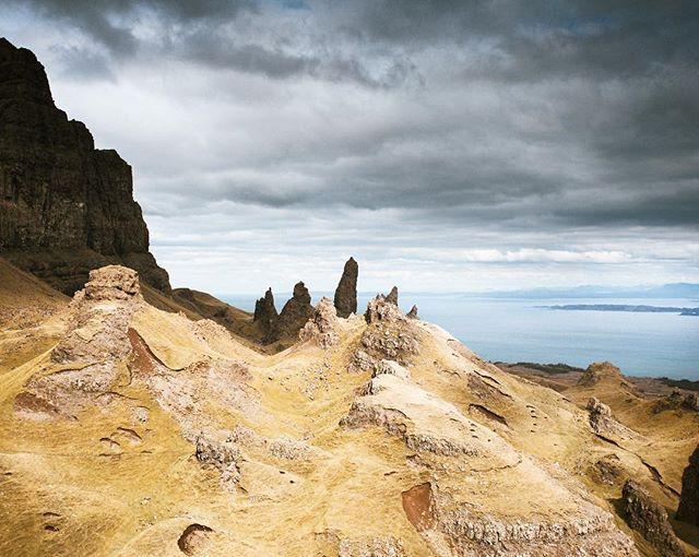 Scotland. #skye
