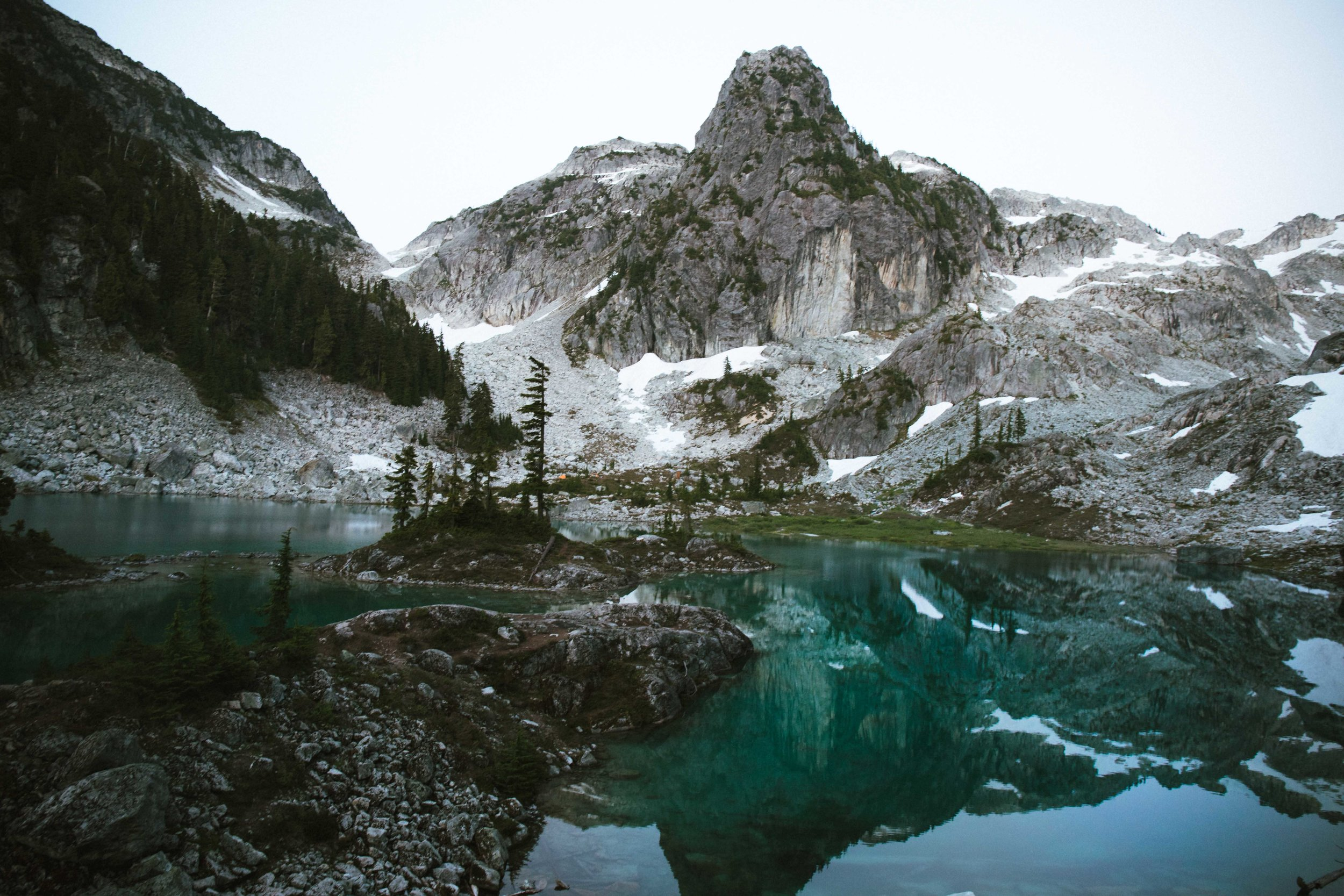 Alex Gorham , Squamish, Water sprite