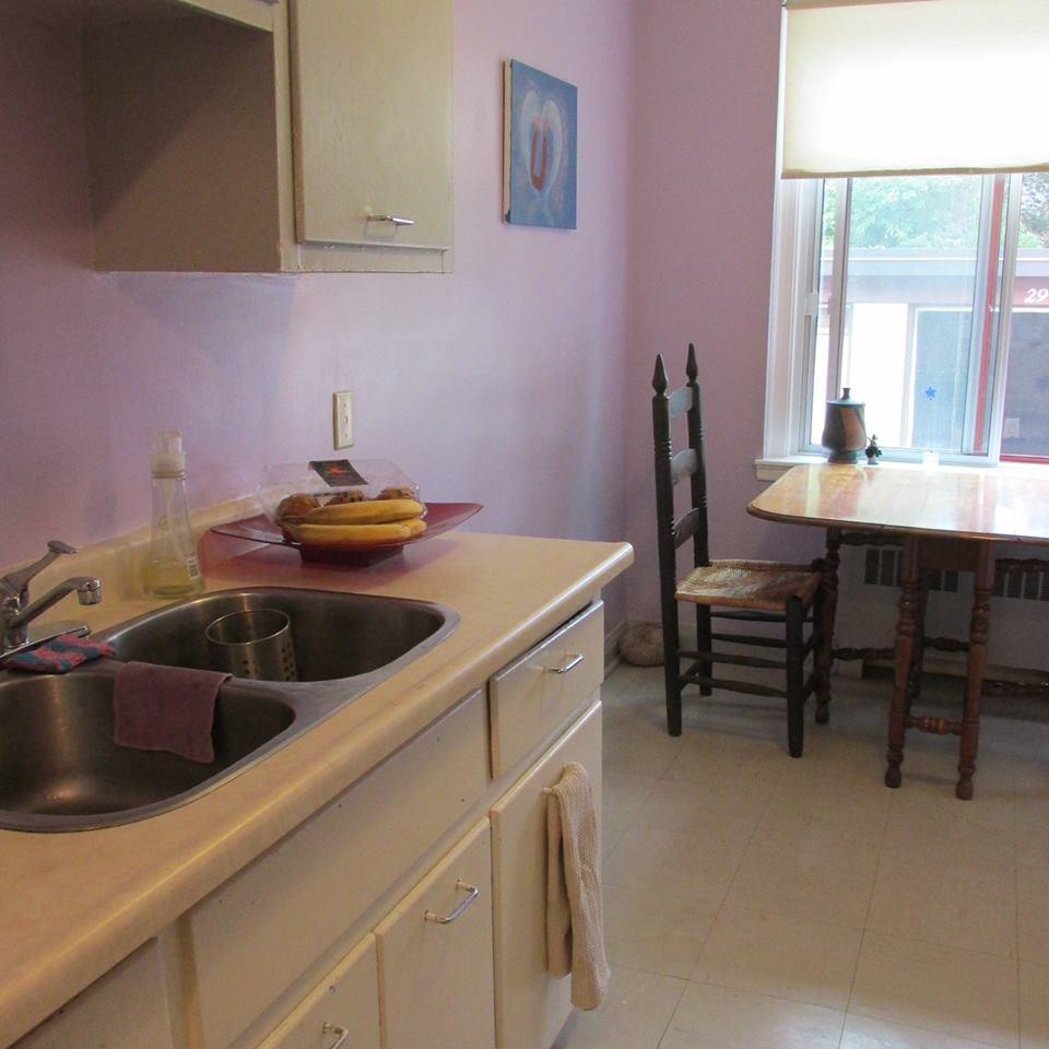 new habits, new kitchen -