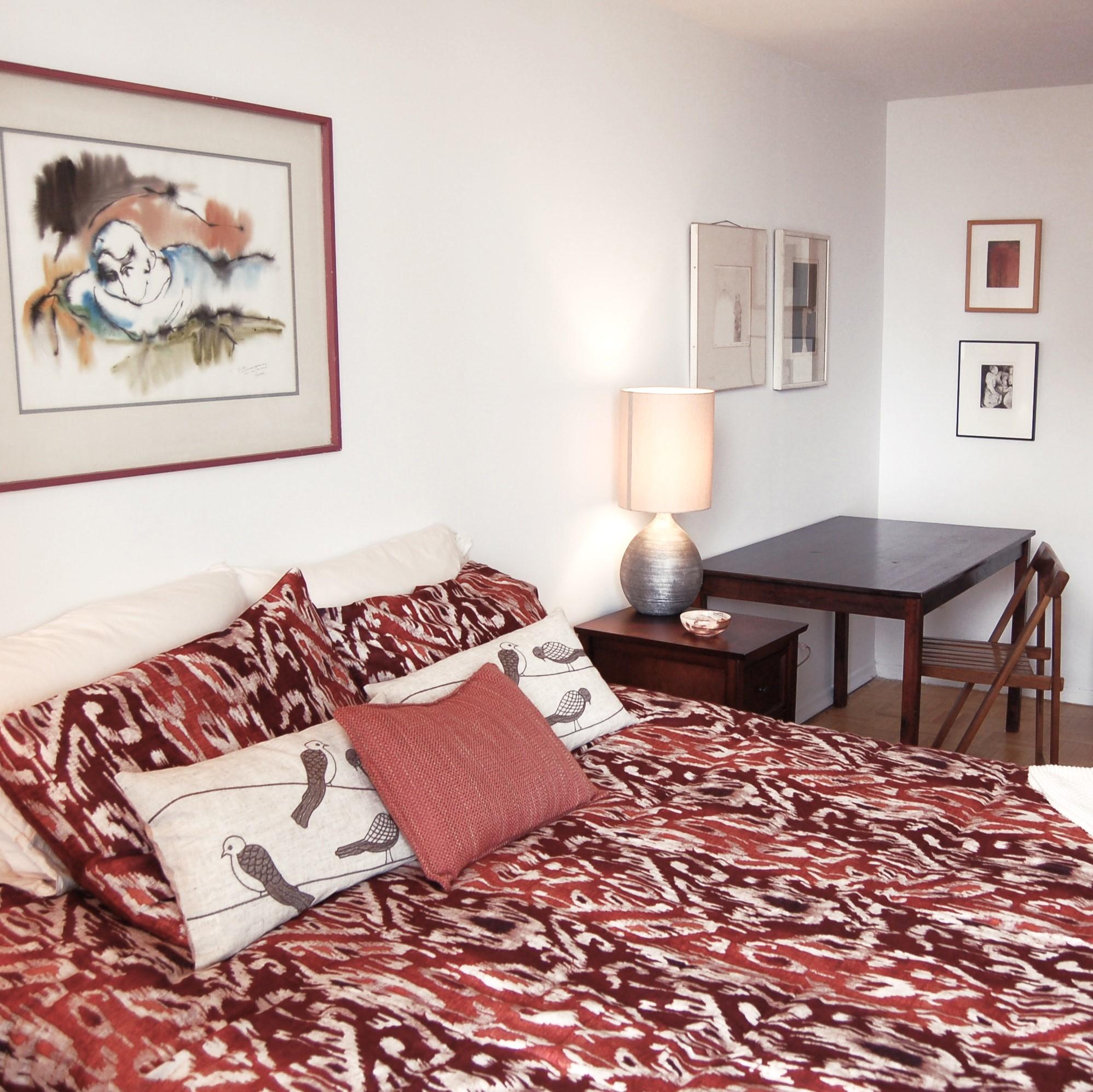 Village Spare Bedroom -