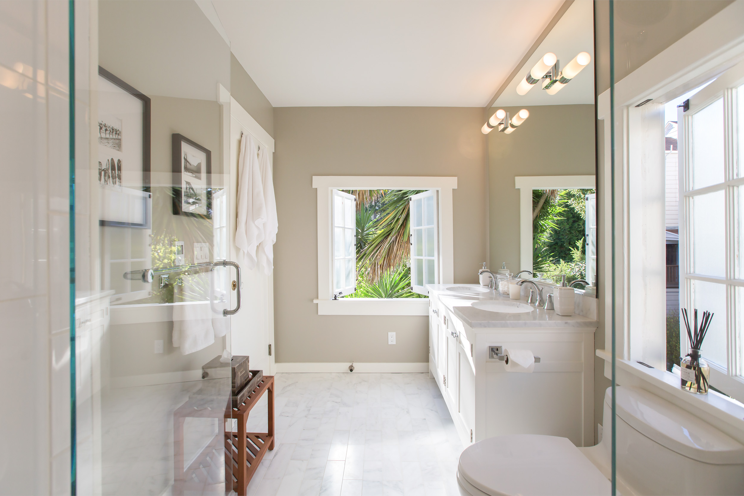 william-adams-design-cole-valley-white-bathroom-double-marble-vanity-view-from-shower.jpg