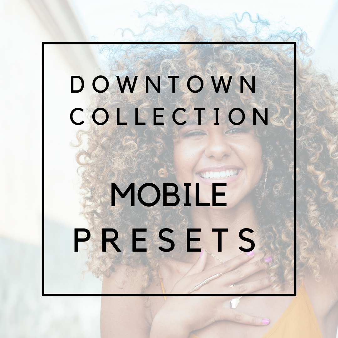 Downtown Collection for Mobile