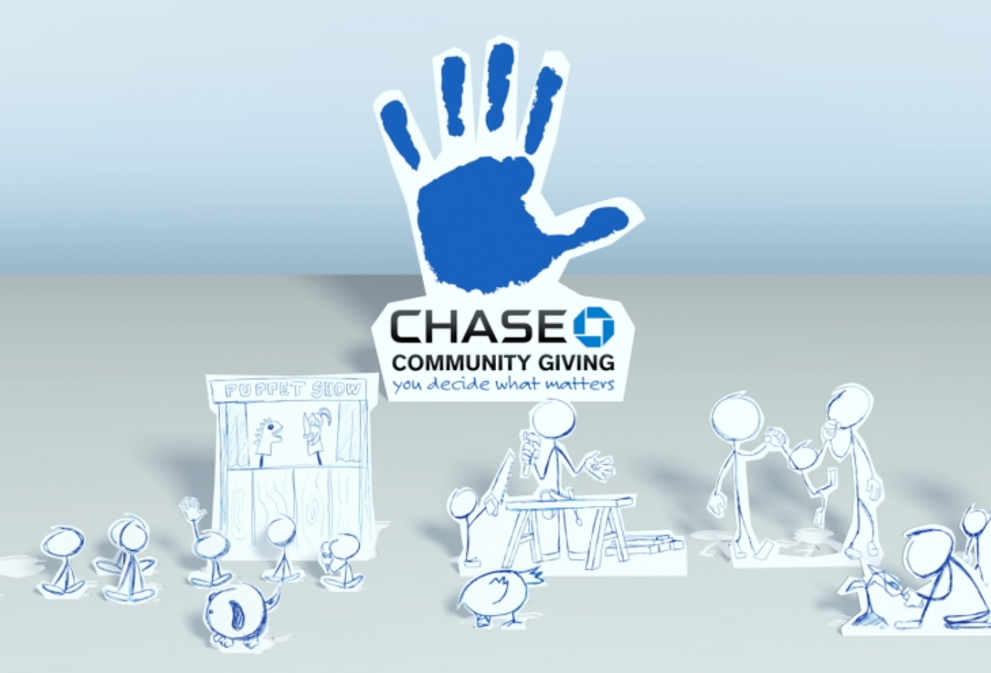 Chase Community Giving Campaign