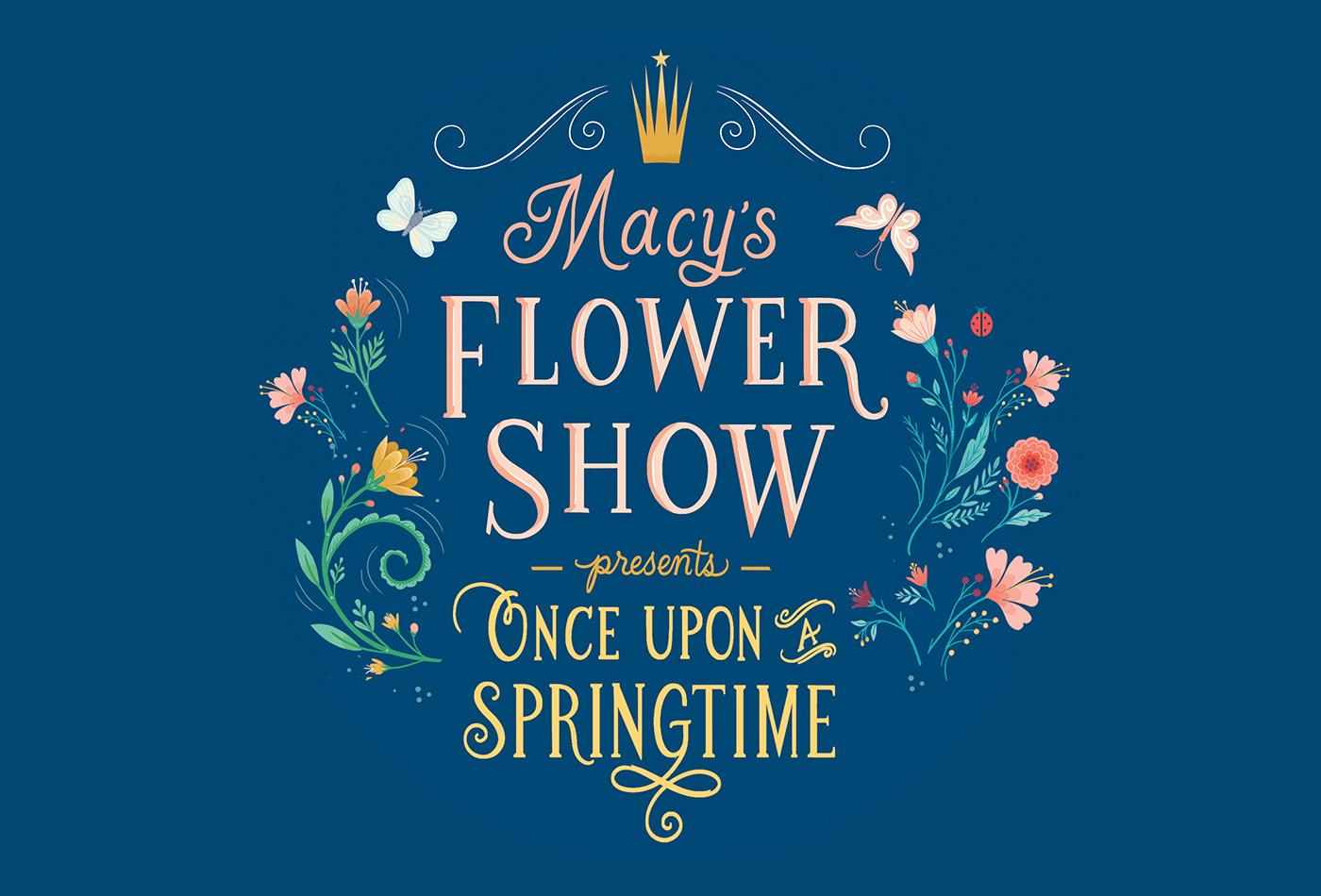 Macy's Flower Show 2018