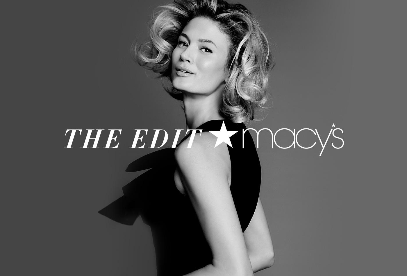 Macy's The Edit