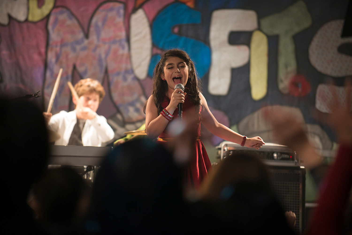 """An outstanding performance by Ruby, performing """"Explode"""""""