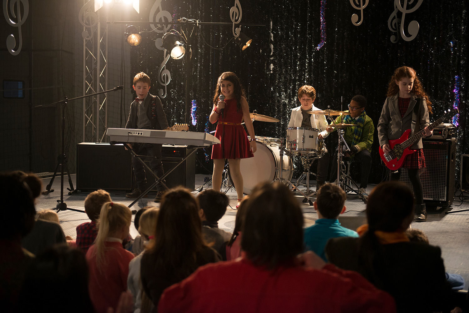 The Misfits steal the show at the battle of the bands