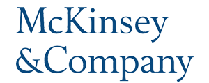 - McKinsey & Company is the trusted advisor and counselor to many of the world's most influential businesses and institutions.