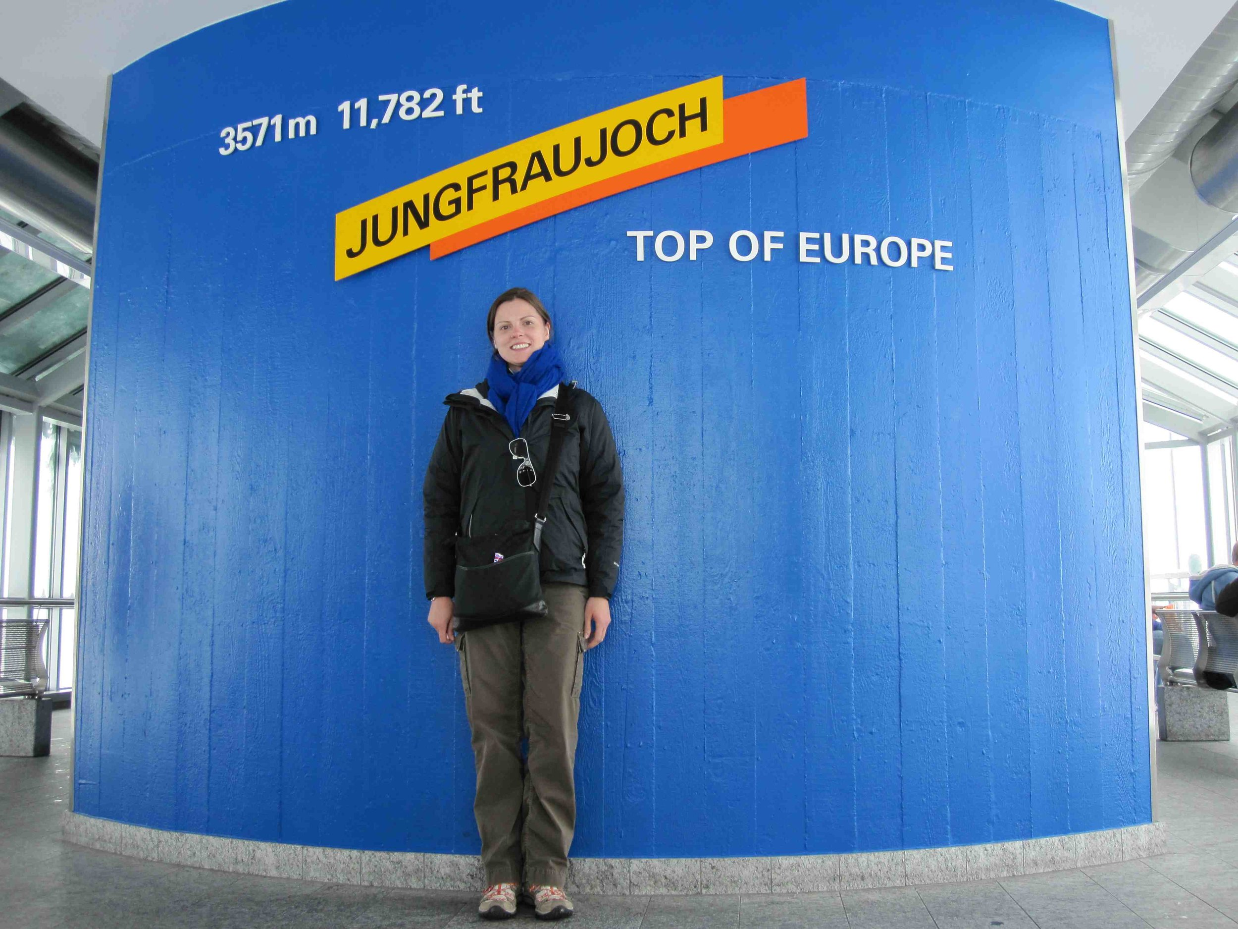 Jungfraujoch, Switzerland (North Face)