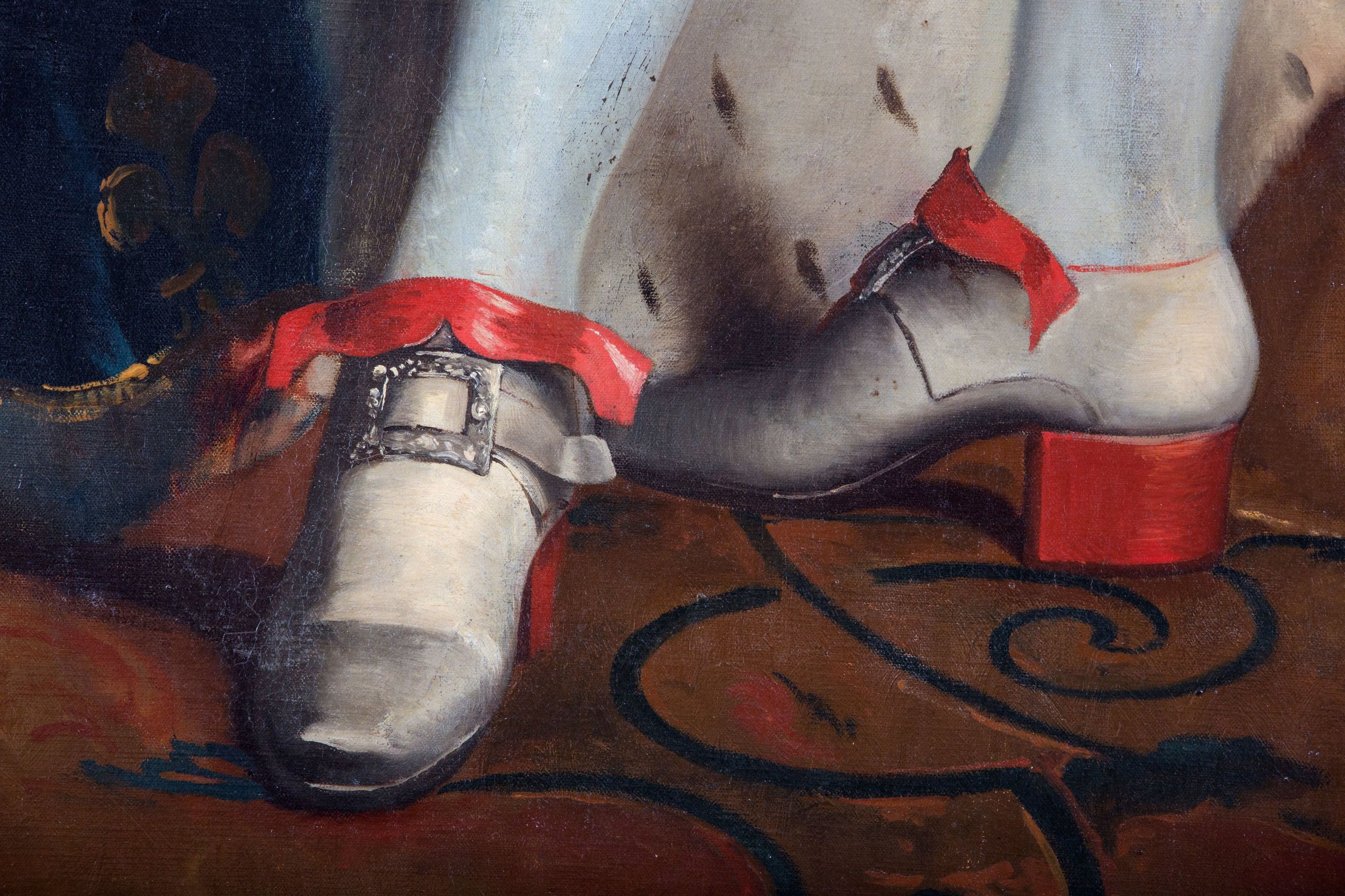 Close Up King Louis Red Heels.jpg