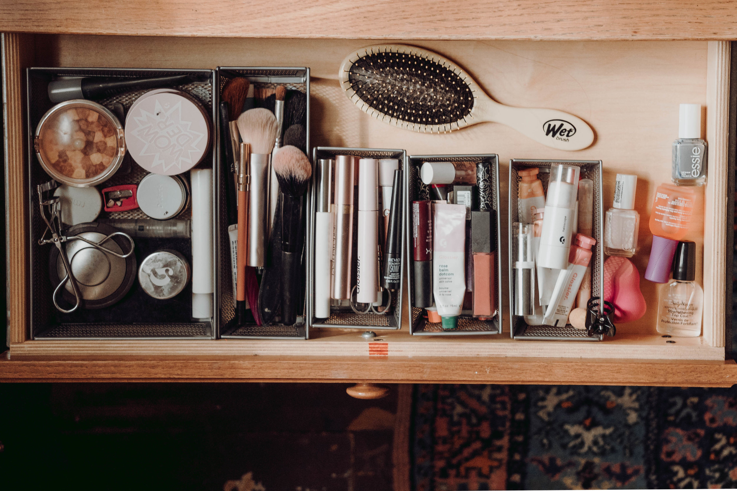 Dorm Drawer - Vol. 1, feat. Quinn Waller, photos by Hannah Benton, compiled by Sadie Hackworth