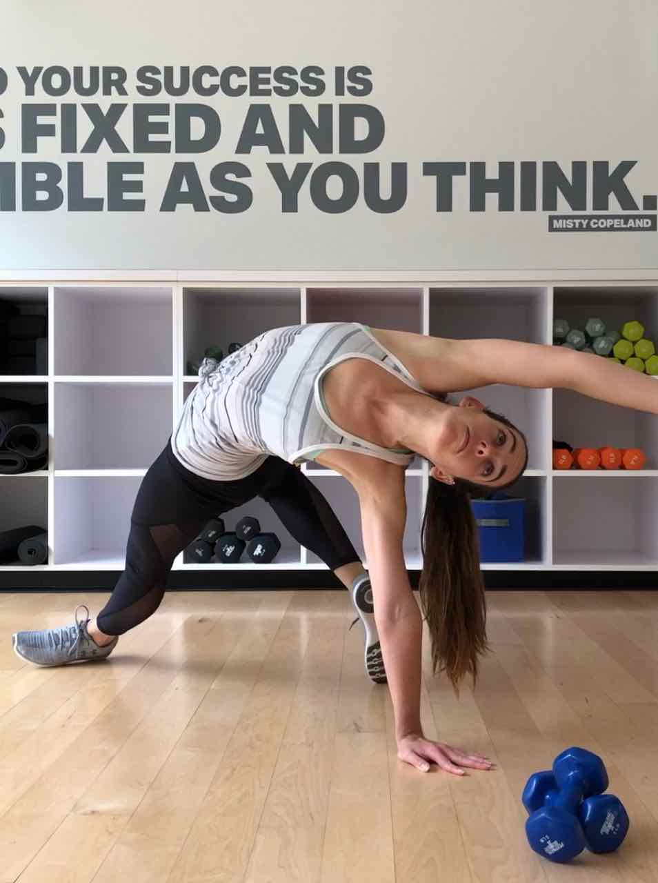 Good deals on fitness are possible - you just have to be flexible.