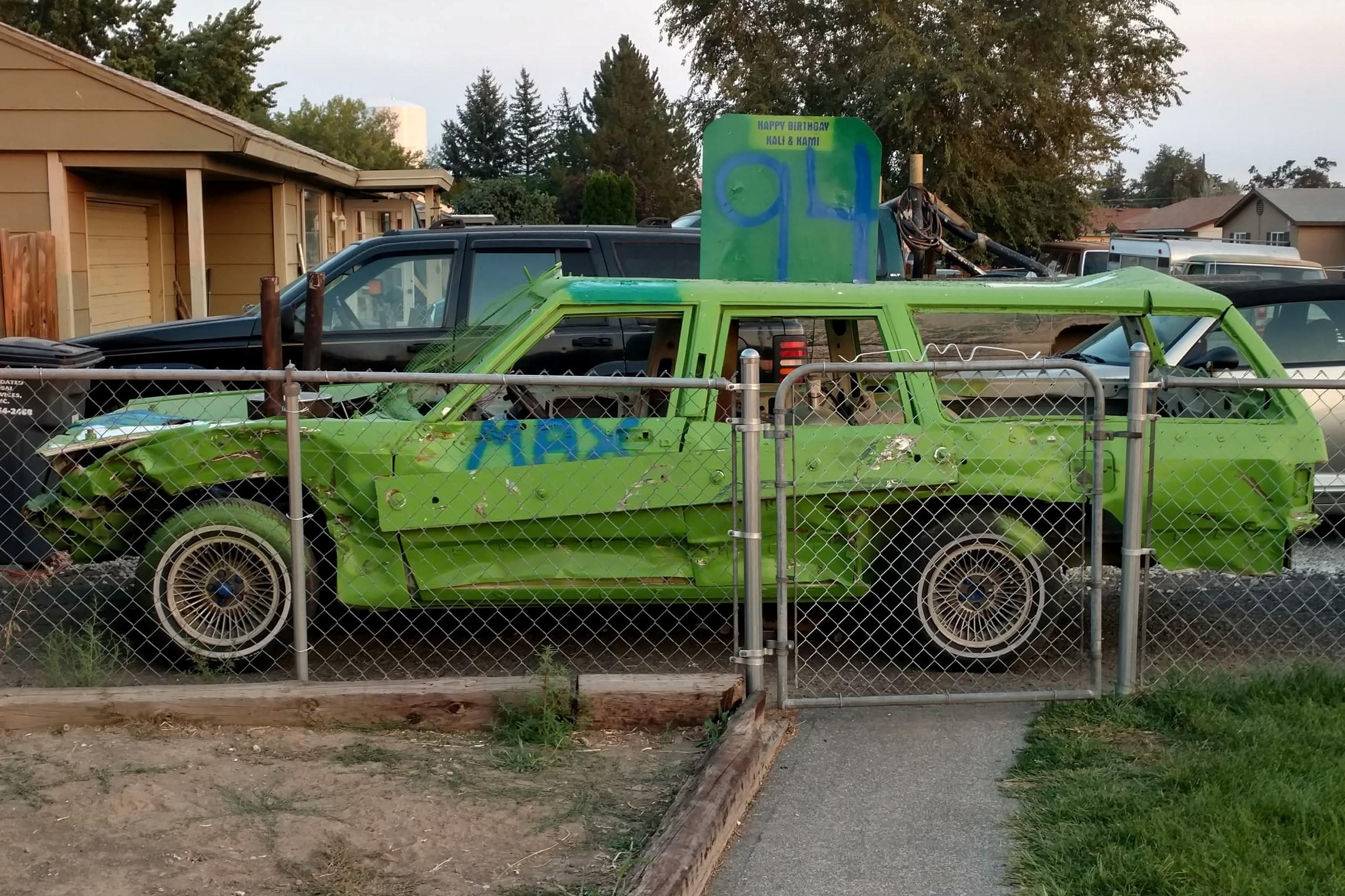 #94 Jason Randall - Hometown: Moses Lake, WAAge: 43Experience: 24 yearsPast Wins: 2Sponsors: Scotty's Auto Repair