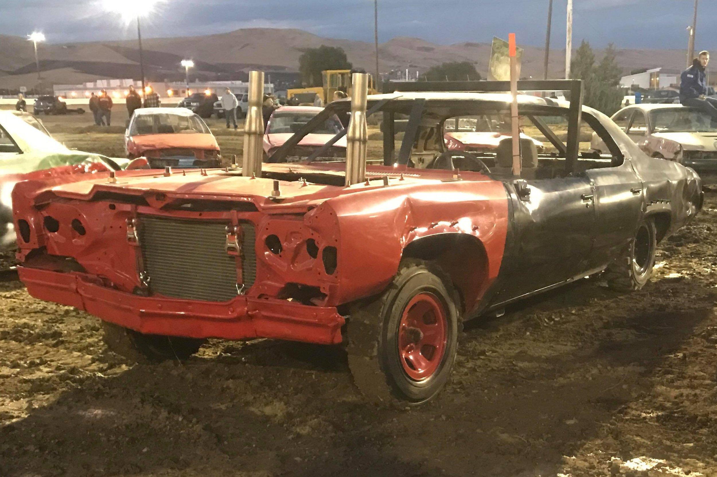 #615 Darryl Ortuno - Hometown: Omak, WAAge: 24Experience: 8 yearsSponsors: Ortuno Boys Salvage and Omak Machine Shop