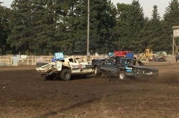 Columbia County Fair Demo Derby - Dayton, WASeptember 8, 2019Promoted by Columbia County Fairgrounds and coordinated by CrashMania LLCTime Trials at 12:00 pmShow starts at 1:00 pm