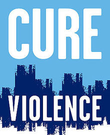 Cure Violence - Cure Violence stops the spread of violence by using the methods and strategies associated with disease control – detecting and interrupting conflicts, identifying and treating the highest risk individuals, and changing social norms – resulting reductions in violence of up to 70%.