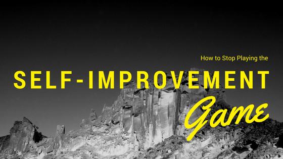 self-improvement game