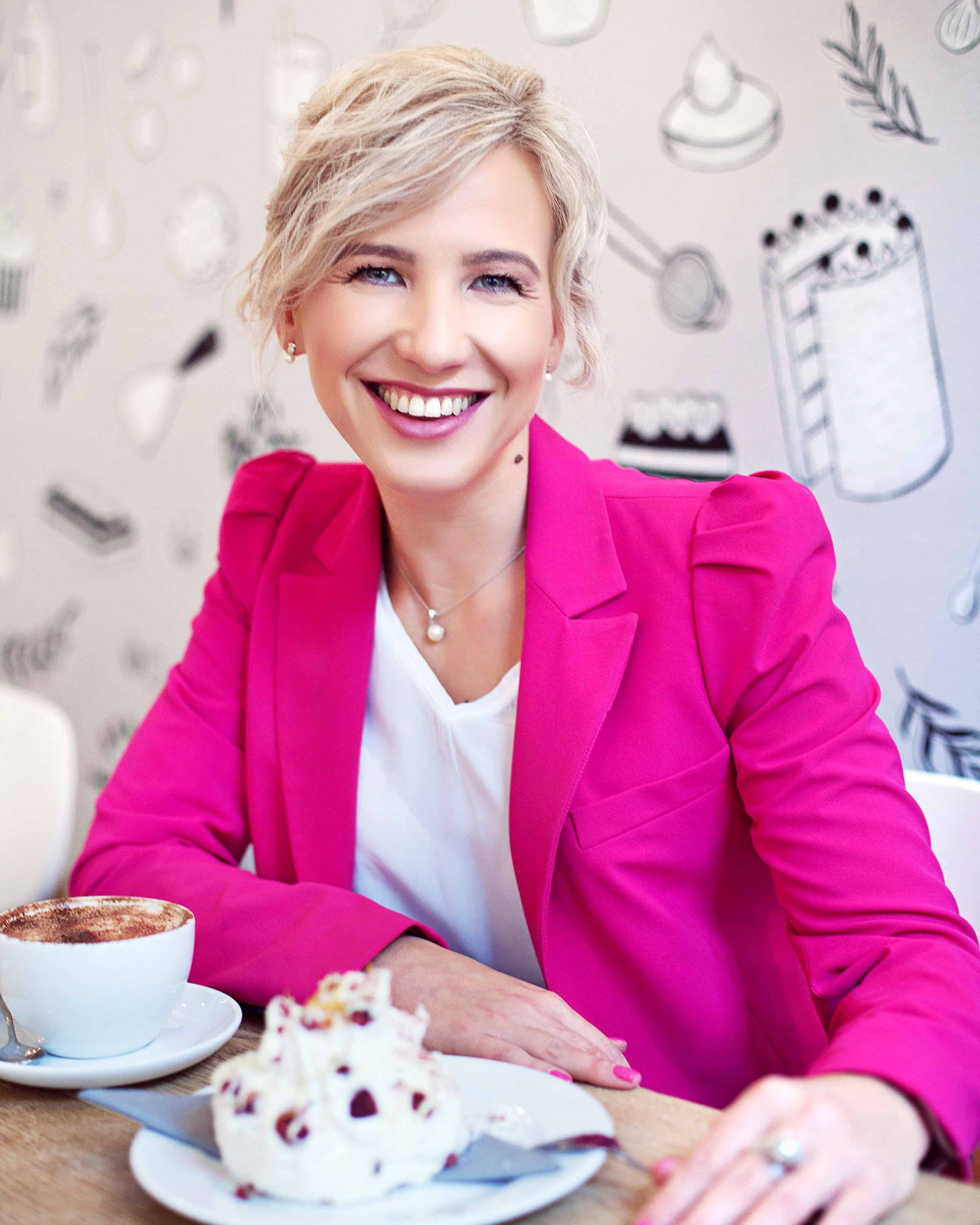 hi, Im Justyna, - Founder and CEO of Brand YOU, Executive Life and Health Coach, Transformational Mentor and Wellbeing Consultant .We live in the world where the only constant is change. We are expected to do more and be more. I created a Brand YOU as a platform to facitilate change and success of individuals.