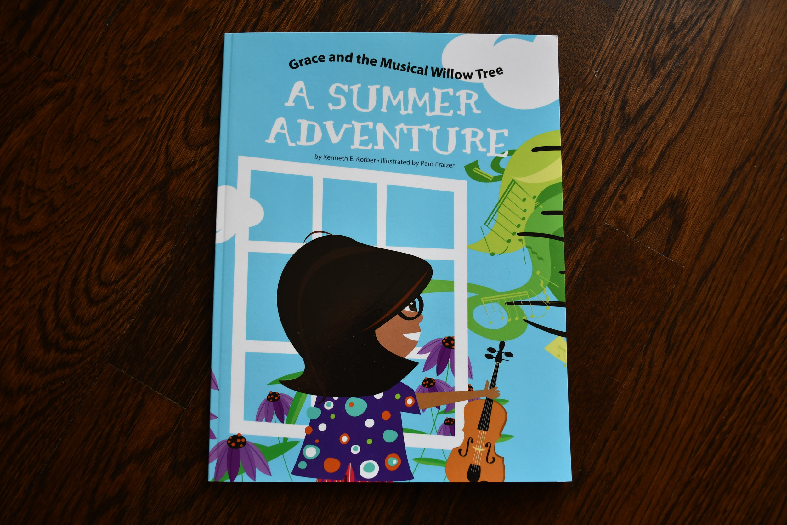 Musical Adventures Of Grace - Summer