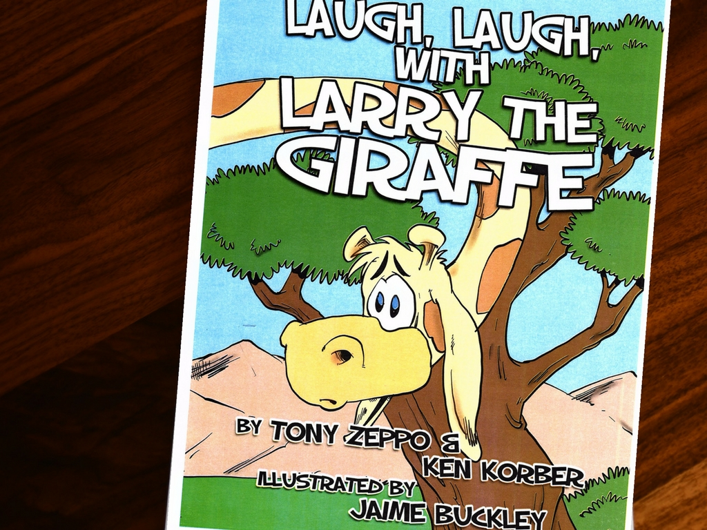 Laugh, Laugh, With Larry The Giraffe