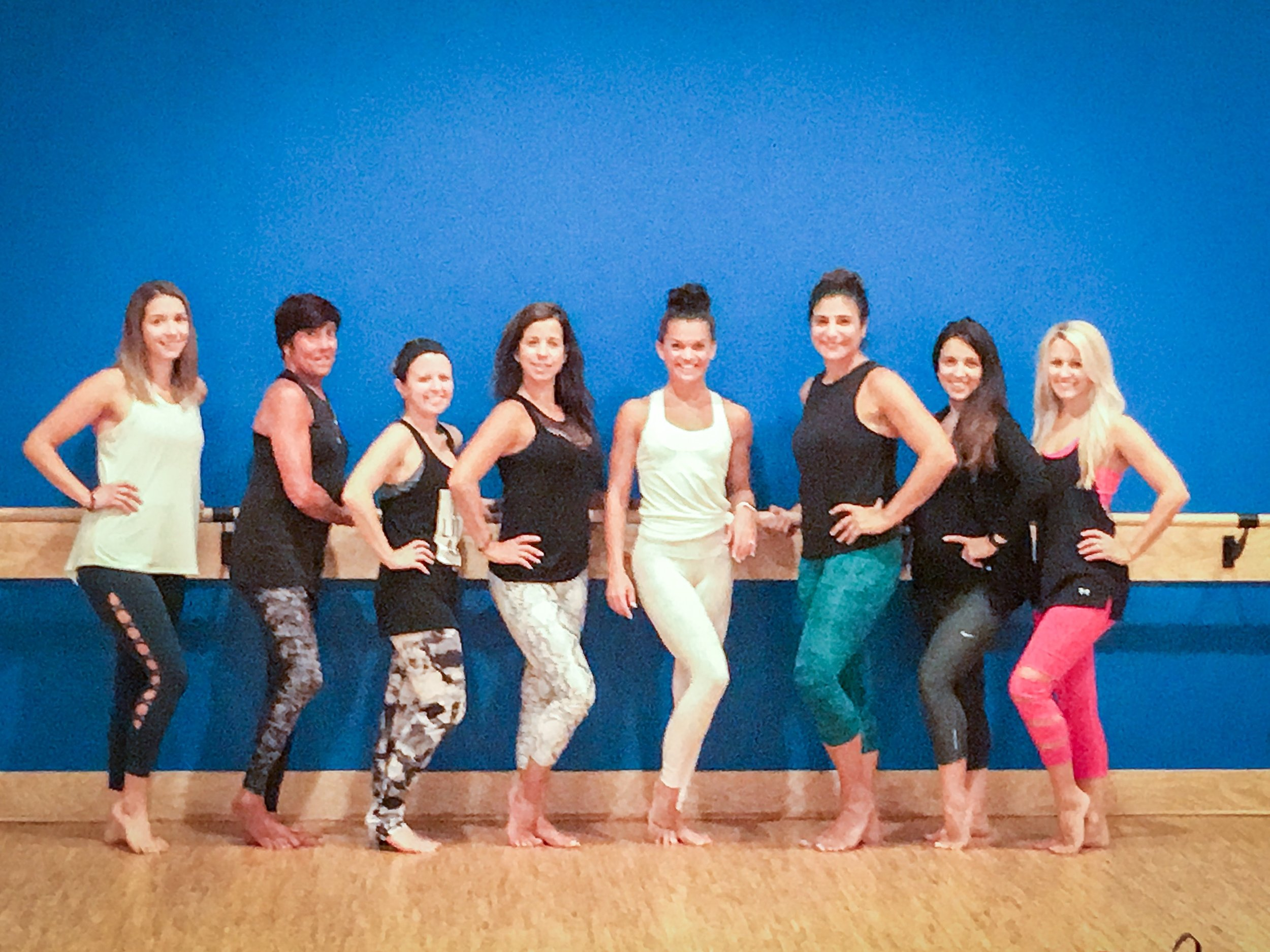 Barre Instructor Training at Pivotal Fitness Summerville, SC