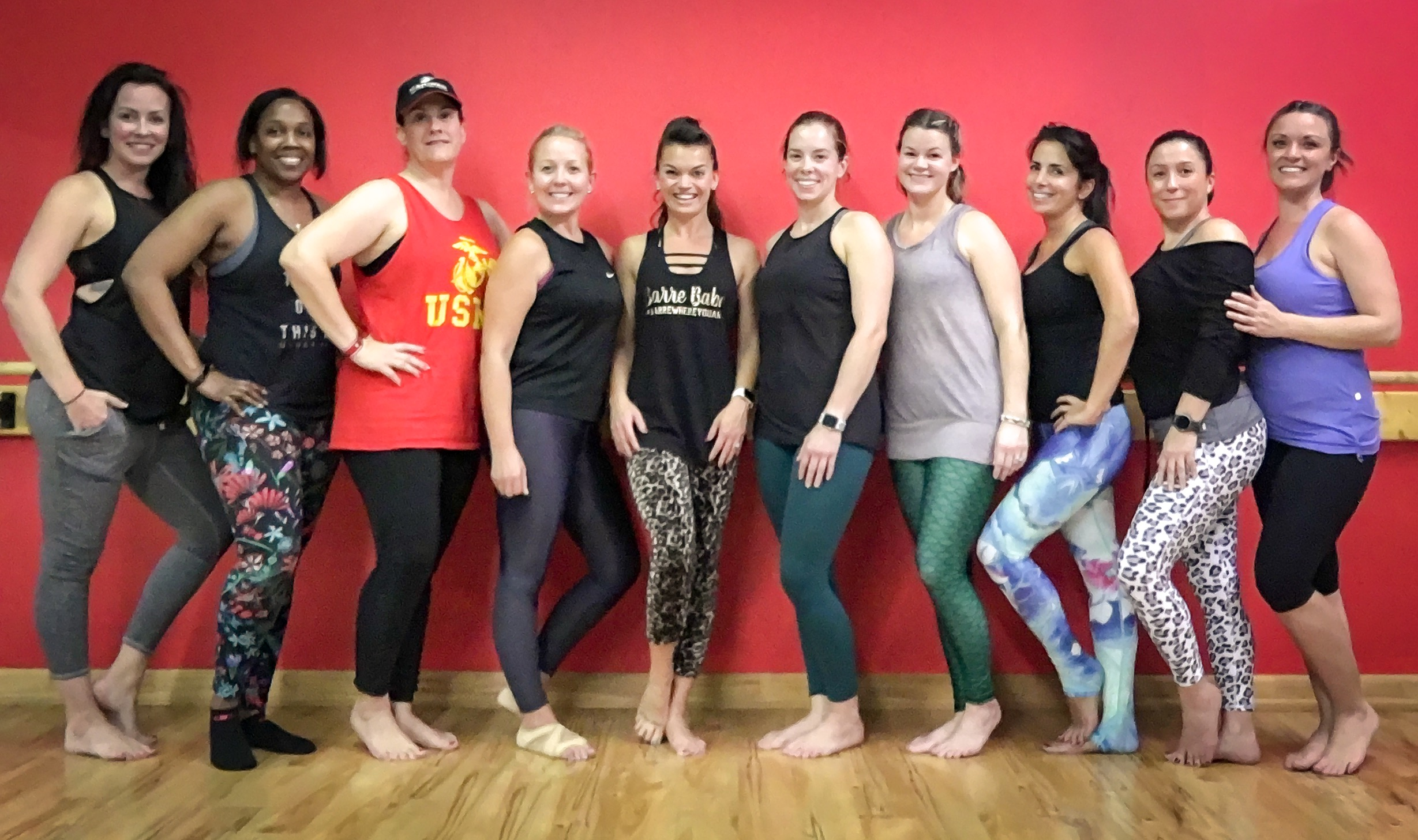Barre Instructor Training at Fitness Fusion Ladson, SC