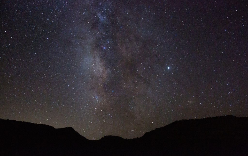 Star Gazing - Miles from any city and with very little light pollution, we will be able to gaze upon billions of bright stars and the milky way. Through the stars, we will connect with our children and be humbled by the majesty of the universe in which we live.