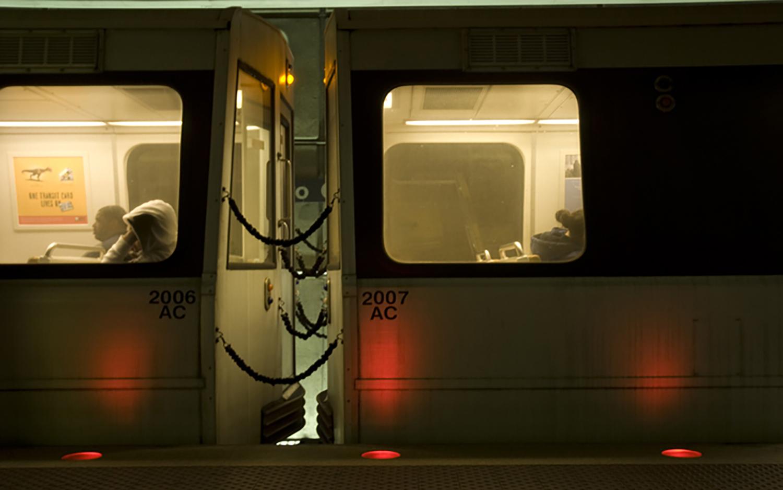 Streams Travel Strip, Washington DC Metro,3-1-2009-04 ,detail.