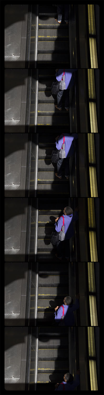 Metro Rail, Gallery Place-Chinatown, 4-21-2012, 5866_5874