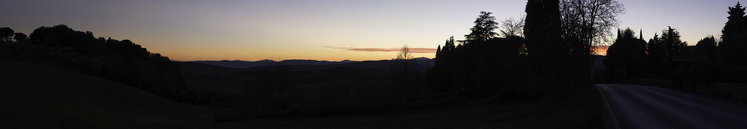 TwiLight, Pian del Lago to Siena 12-26-2014-5273-5283