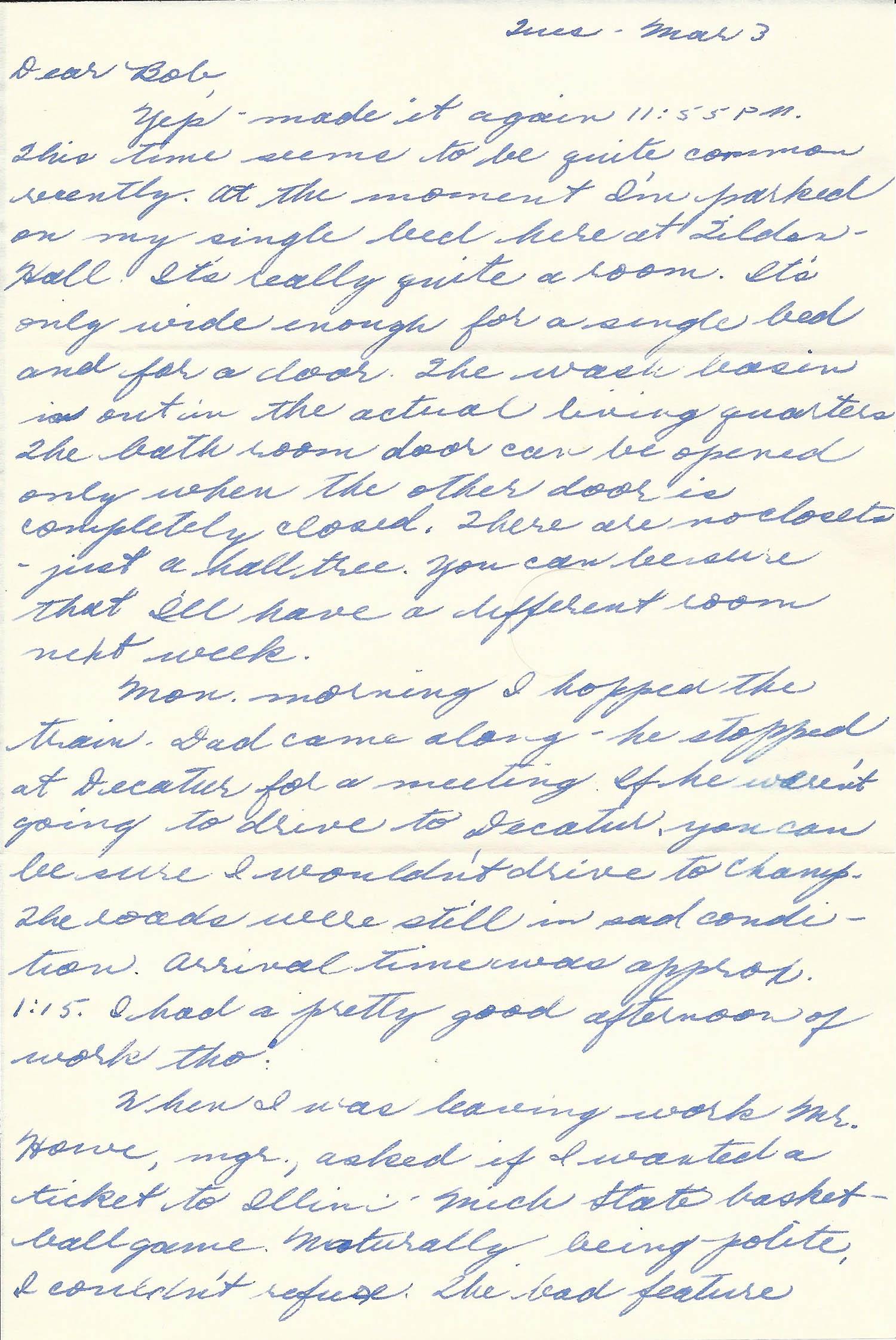 Mar. 3, 1953 (Marj) Page 1