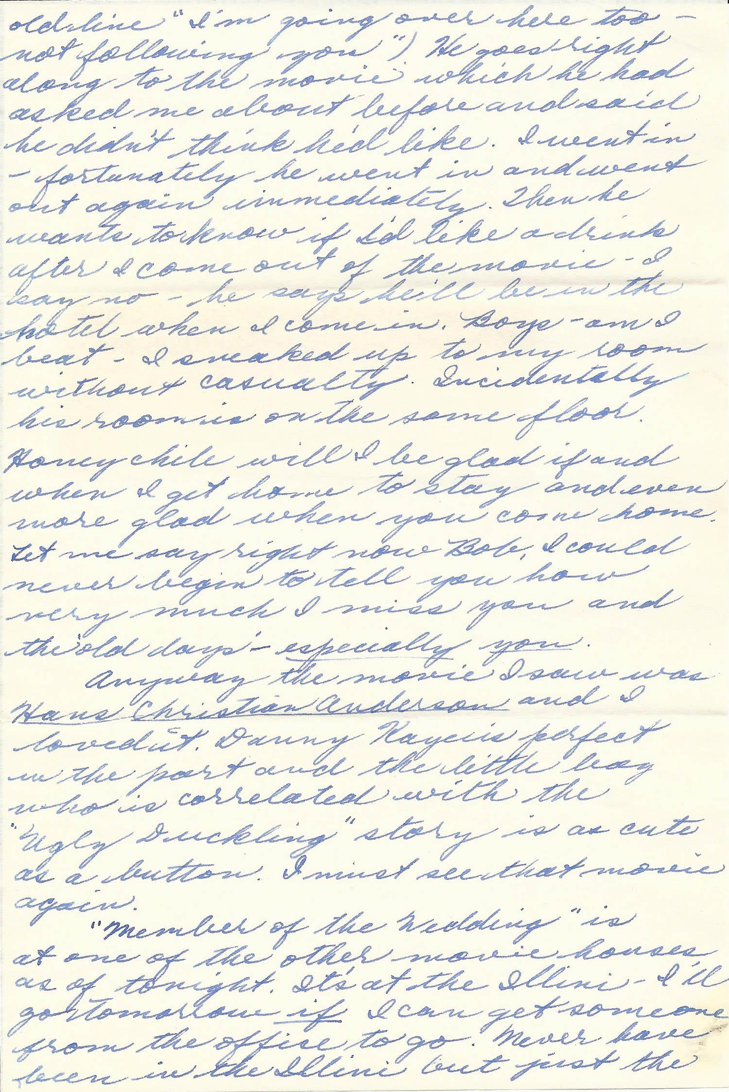 Mar. 10, 1953 (Marj) Page 2